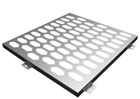 冲孔铝单板的价格影响因素