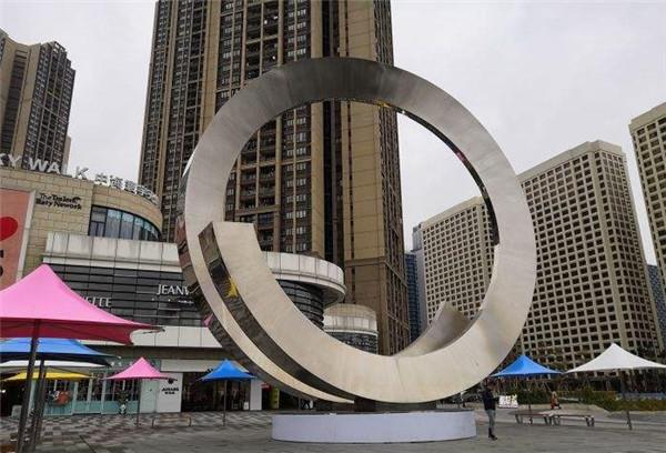 购物中心工程案例-中海环宇城图片展示