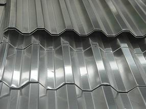 幕墙铝瓦楞板