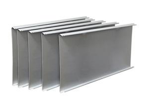 C型铝条扣天花