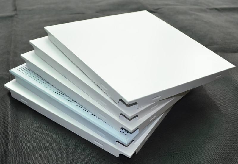 铝扣板吊顶的优点-广瑞铝单板
