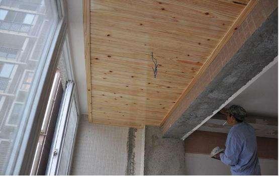 安装铝扣板吊顶的方法