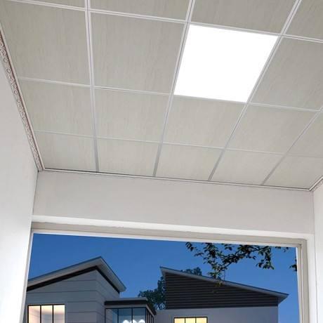 现代装饰中怎么妙用铝扣板吊顶