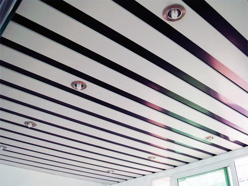 办公室铝扣板吊顶的特点与优势
