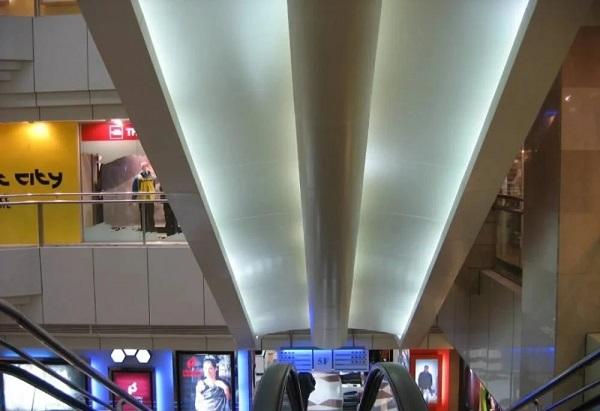 商場鋁單板吊頂