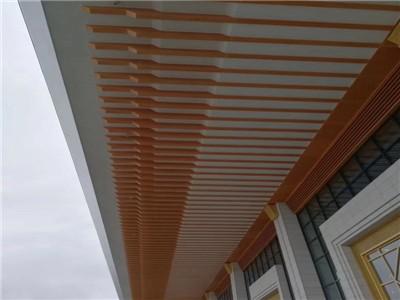 铝方通吊顶时注意问题