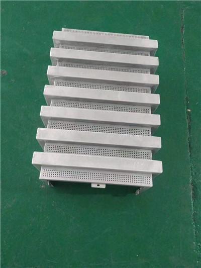铝方通是吊顶中必不可少的建材